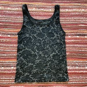 Soma lace print cami size S/M
